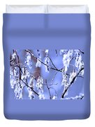 A Withered Branch Duvet Cover by Tommytechno Sweden