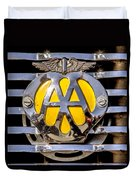 Aa Mu Emblem Duvet Cover