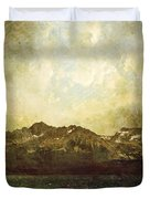 Ab Antiquo I Duvet Cover by Brett Pfister