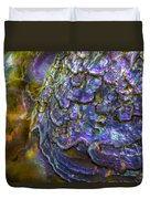 Abalone Shell 6 Duvet Cover