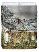Abandoned And Forgotten Duvet Cover
