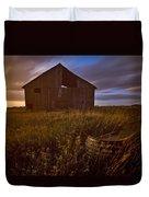 Abandoned Building, Saskatchewans Duvet Cover
