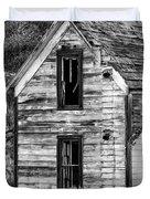 Abandoned Farmhouse - Alstown - Washington - May 2013 Duvet Cover