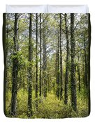 Abandoned Forest In Scott Arkansas Duvet Cover
