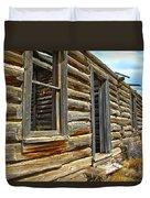 Abandoned Homestead Duvet Cover by Shane Bechler