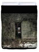 Abandoned House - Enter House On The Hill Duvet Cover