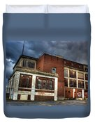 Abandoned In Hdr Duvet Cover