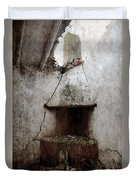Abandoned Little House 2 Duvet Cover by RicardMN Photography