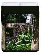 Abandoned Spring House Duvet Cover