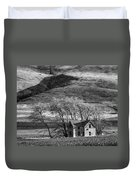 Abandoned Two-story Farmhouse - P Road Nw - Waterville - Washington - May 2013 Duvet Cover