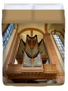 Abbey Organ Duvet Cover