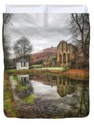 Abbey Reflection Duvet Cover