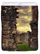 Abbey Ruins Duvet Cover
