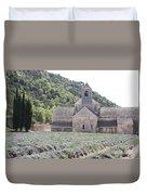 Abbey Senanque  Duvet Cover