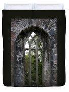 Abbey Window  Duvet Cover