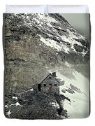 Abbot's Hut 2 Duvet Cover