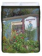 Abiyoyo Duvet Cover