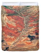 Above Timber Line Duvet Cover
