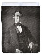 Abraham Lincoln, 1809 – 1865.  16th President Of The United States Of America.  From Abraham Duvet Cover