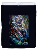 Abraham  Patriarch Duvet Cover