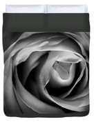 Absence Of Color Duvet Cover