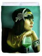 Absinthe Duvet Cover by Jason Longstreet