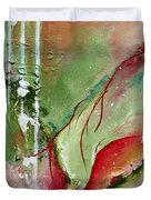 Abstract # 10 - Original Available Duvet Cover