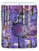 Abstract   Sphere Duvet Cover