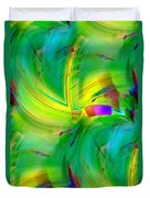 Abstract 019 Duvet Cover