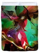 Abstract 022114fa Duvet Cover