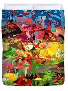 Abstract 022315 Duvet Cover