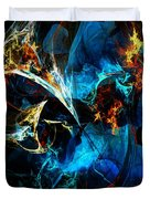 Abstract 080613 Duvet Cover
