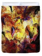 Abstract 082413 Duvet Cover
