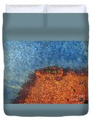 Abstract 10 Duvet Cover