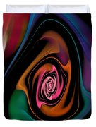 Abstract 100913 Duvet Cover