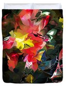 Abstract 102513 Duvet Cover
