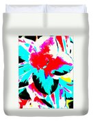 Abstract 107 Duvet Cover