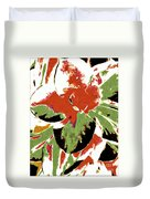 Abstract 109 Duvet Cover