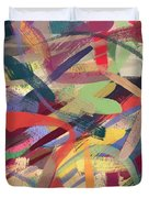 Abstract #12 Duvet Cover