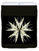 Abstract 127 Duvet Cover