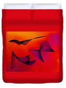 Abstract 130 Duvet Cover