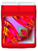 Abstract 134 Duvet Cover
