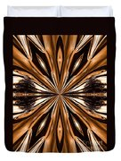Abstract 141 Duvet Cover
