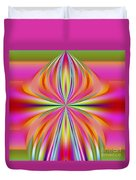 Abstract 153 Duvet Cover