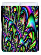Abstract 155 Duvet Cover
