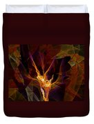 Abstract 157 Duvet Cover