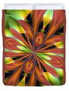 Abstract 162 Duvet Cover