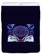 Abstract 171 Duvet Cover by J D Owen