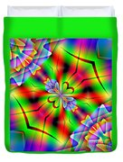 Abstract 172 Duvet Cover