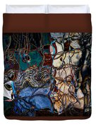Abstract 1785 Duvet Cover